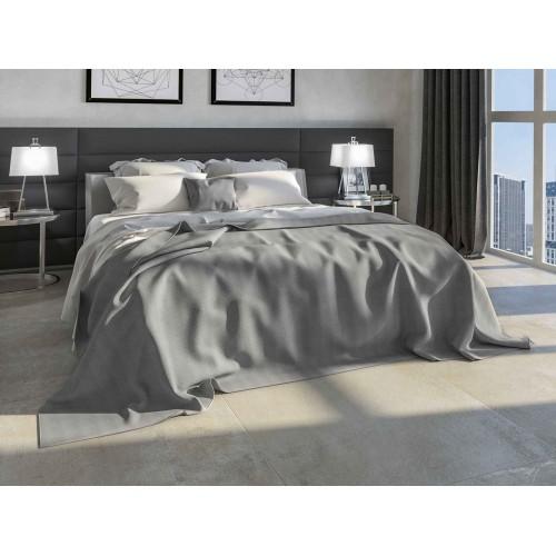 Yellow bedsprei Valdez (grey)