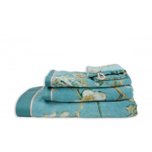 Beddinghouse x Van Gogh badserie Blossom (blue)