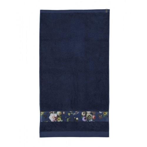 Essenza handdoek Fleur 70x140cm (blauw)