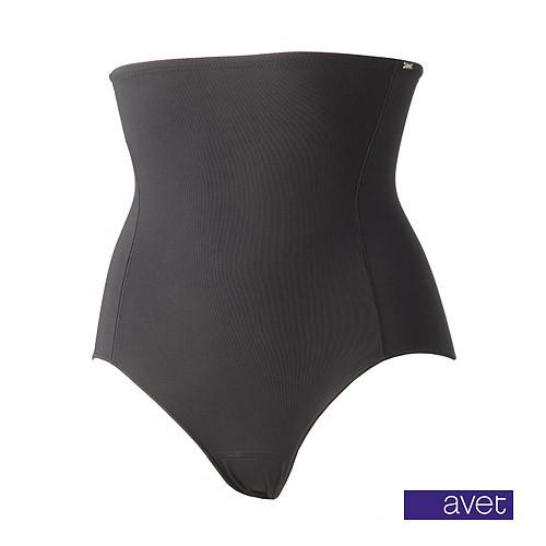Avet Shape correctieslip 66275 zwart (microvezel)