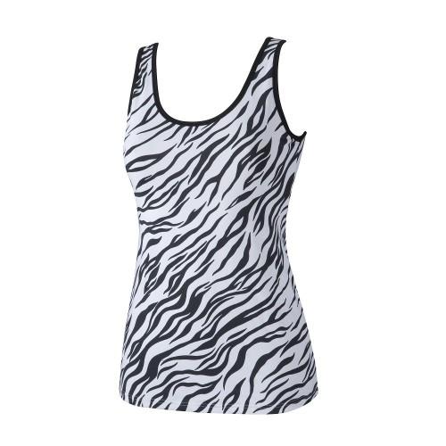 Avet dameshemd 75273 zebra (microvezel)