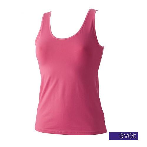 Avet dameshemd 7590 fuchsia (microvezel)