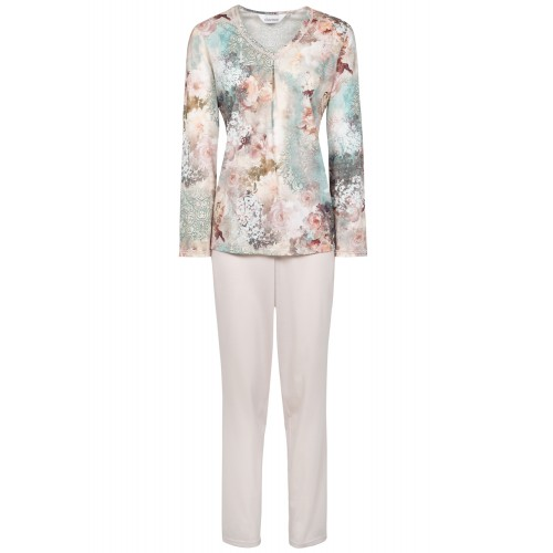 Charmor dames Pyjama (topaas, 472470)