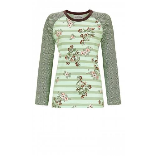 Ringella Bloomy dames t-shirt (groen, 9551405P-503)