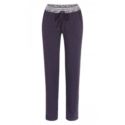 Ringella Bloomy dames lange broek (blauw, 9551508-270)