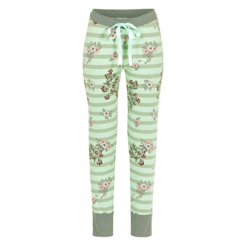 Ringella Bloomy dames legging (groen, 9551509P-503)