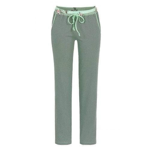 Ringella Bloomy dames lange broek (groen, 9551512P-503)