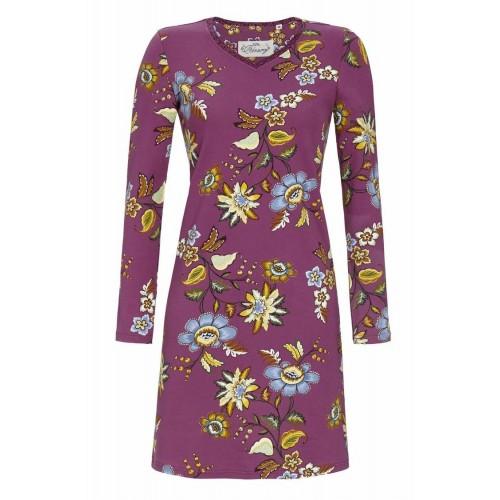 Ringella Bloomy dames nachthemd (rosenholz, 0551001)