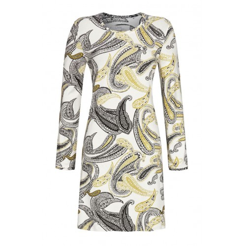 Ringella Cherie Line dames nachthemd (offwhite, 0571014)
