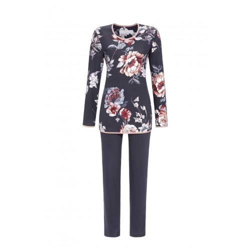 Ringella Cherie Line dames pyjama (bunt, 0571204)