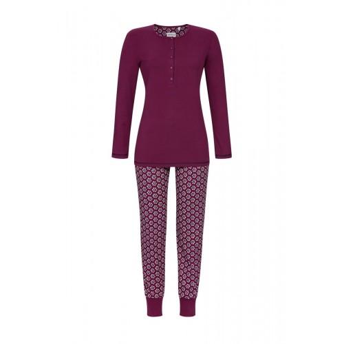 Ringella dames pyjama (beaujolais, 0511230)