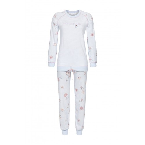Ringella dames pyjama (blue, 0511235)