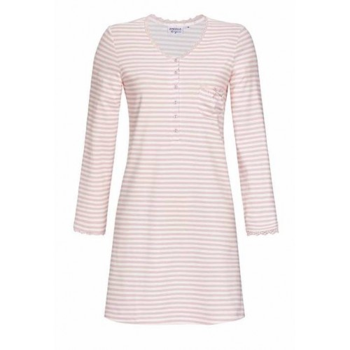 Ringella dames nachthemd (rosenquarz, 0561015P)