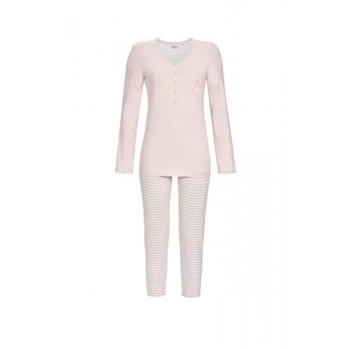 Ringella dames pyjama (rosenquarz, 0561216)