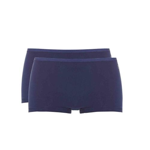 Ten Cate short 2 pack (donkerblauw)