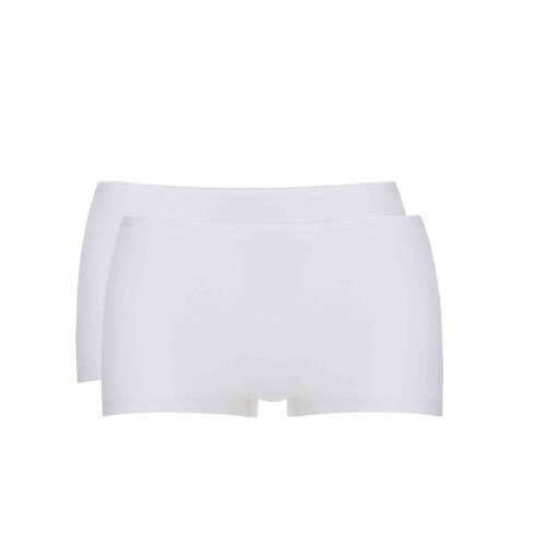 Ten Cate short 2 pack (wit)