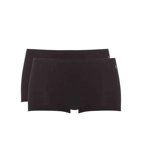 Ten Cate short 2 pack (zwart)
