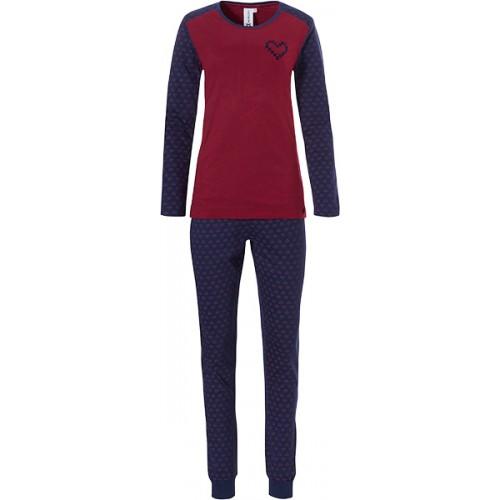 Rebelle dames pyjama (dark blue, 21192-432-2)