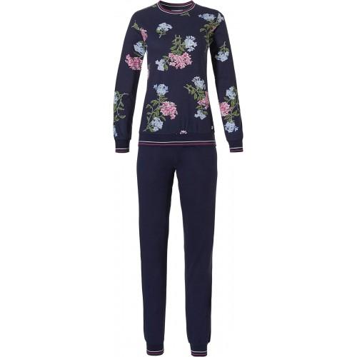 Pastunette dames pyjama (dark blue, 20202-103-2)