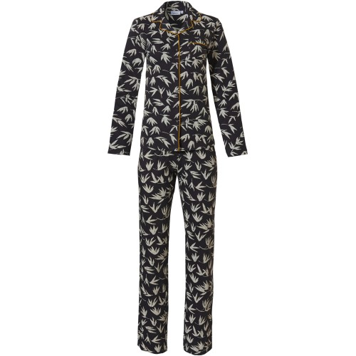 Pastunette dames pyjama (grey, 20212-132-6)