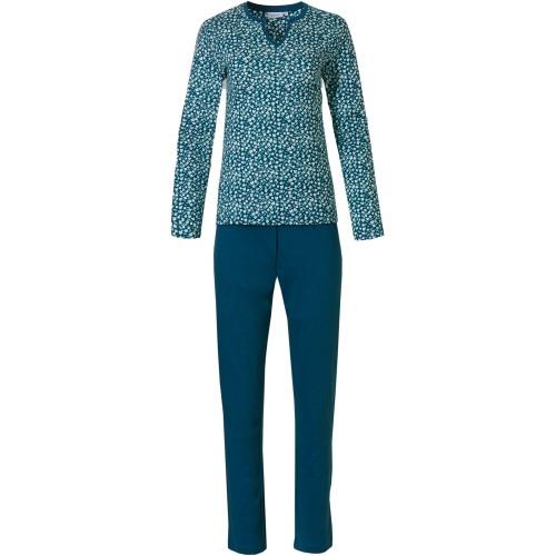 Pastunette dames pyjama (green, 20212-141-2)