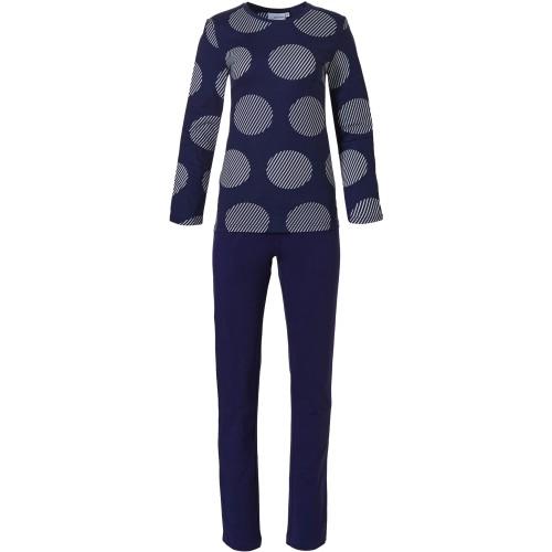 Pastunette dames pyjama (dark blue, 20212-153-2)
