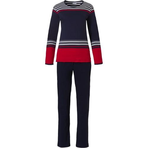 Pastunette dames pyjama (dark blue, 20212-156-2)