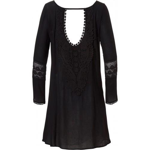Pastunette dames beach dress (zwart, 16201-148-2)