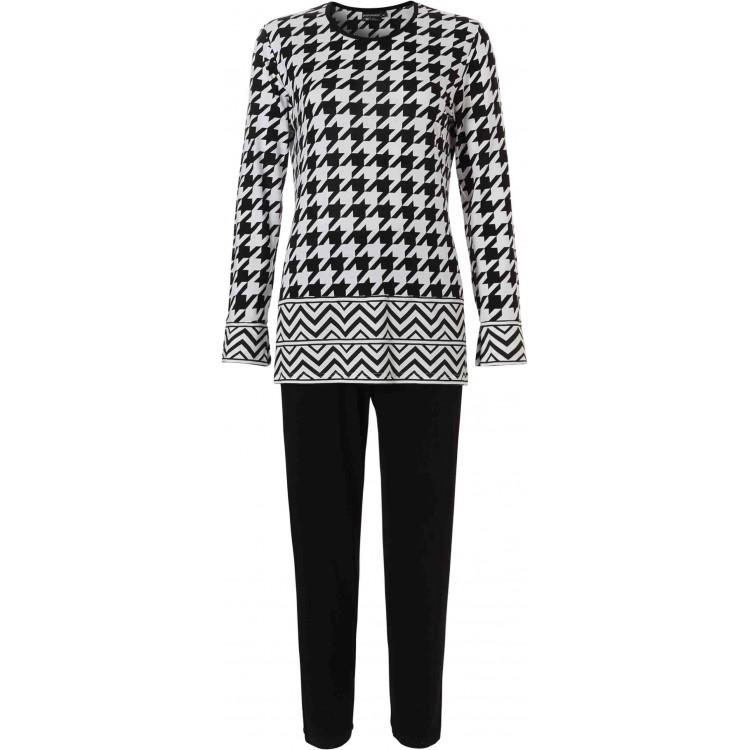 Pastunette Dames Pyjama Zwart 20182 322 2