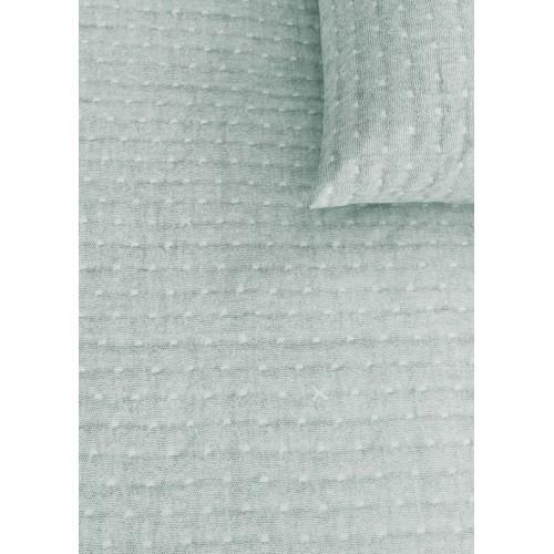 Ariadne dekbedovertrek Looks (grijs-groen)