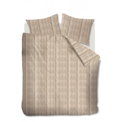 At home dekbedovertrek Fold (natural)