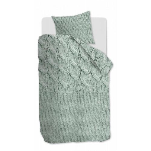 Ariadne dekbedovertrek Cuddly (green)