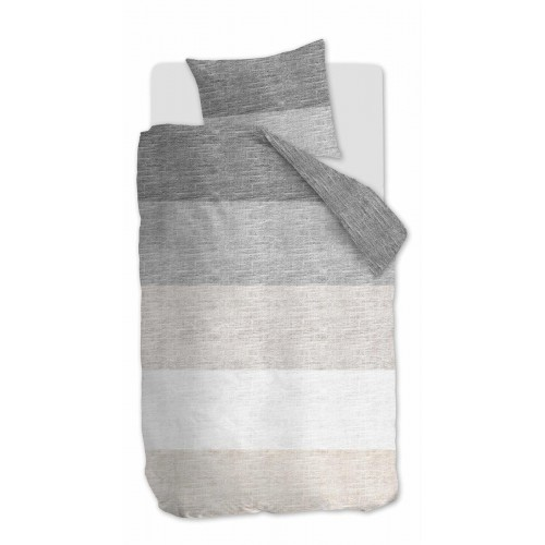 Ariadne dekbedovertrek Like (grey)