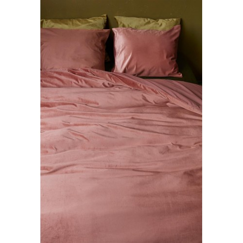 At home dekbedovertrek Tender (dark pink)