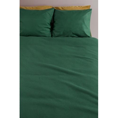 At home dekbedovertrek Living (green)