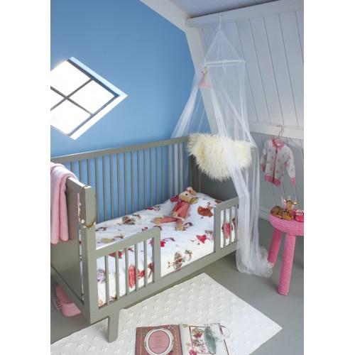 Beddinghouse dekbedovertrek Cute Princesses 100x135