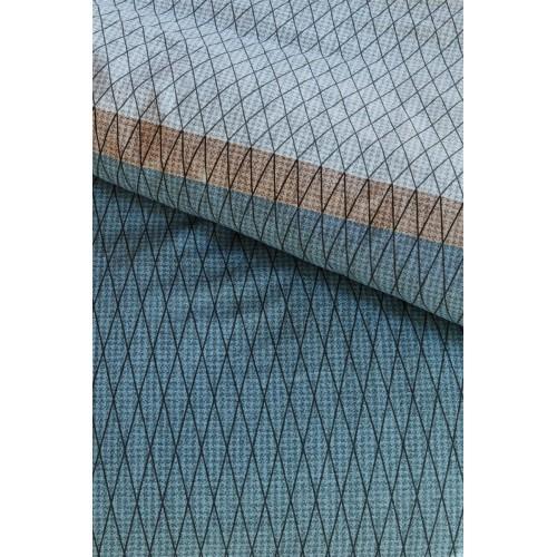 Beddinghouse dekbedovertrek Diamante (blauw)