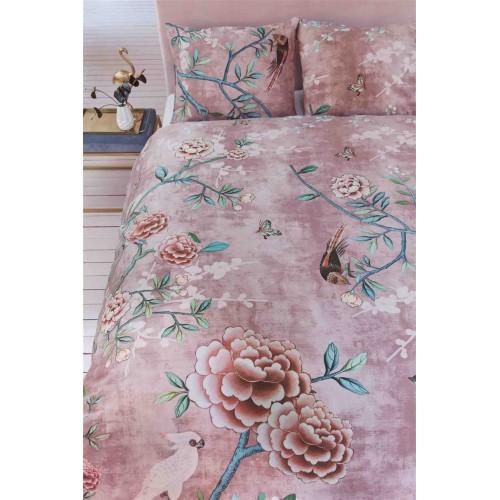 Beddinghouse dekbedovertrek Armelle (pink)