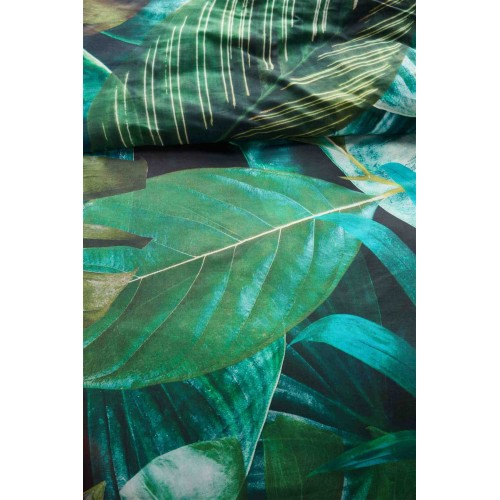 Beddinghouse dekbedovertrek Botany (green)