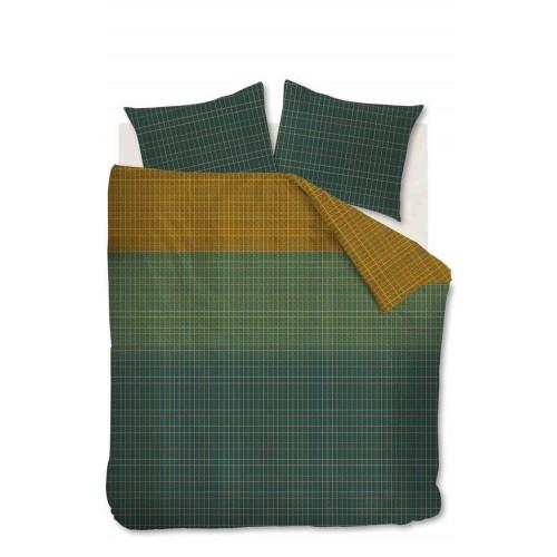 Beddinghouse dekbedovertrek Ingo (green)