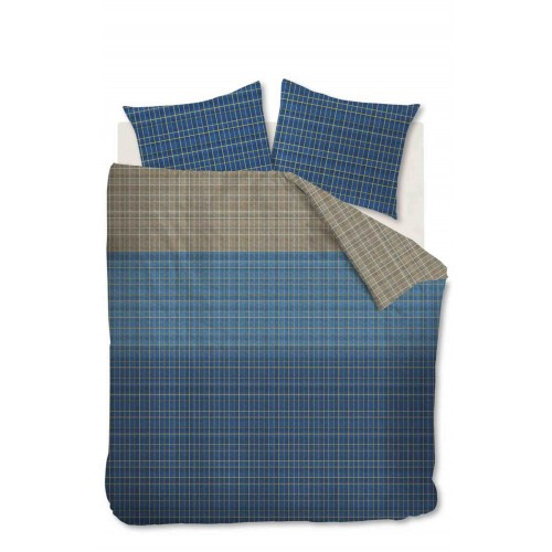 Beddinghouse dekbedovertrek Ingo (blue)