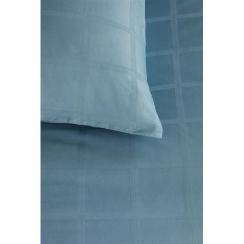 Beddinghouse dekbedovertrek Rain (satijn, blue)