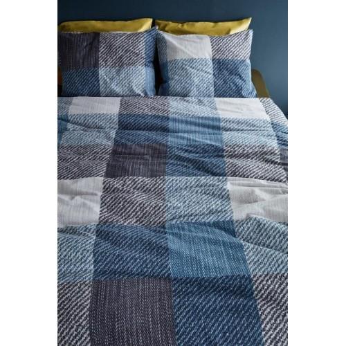At home dekbedovertrek Andros (blue)