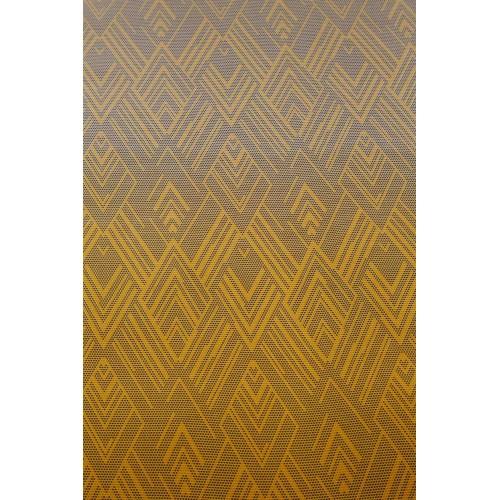 Beddinghouse dekbedovertrek Calton (satijn, geel)