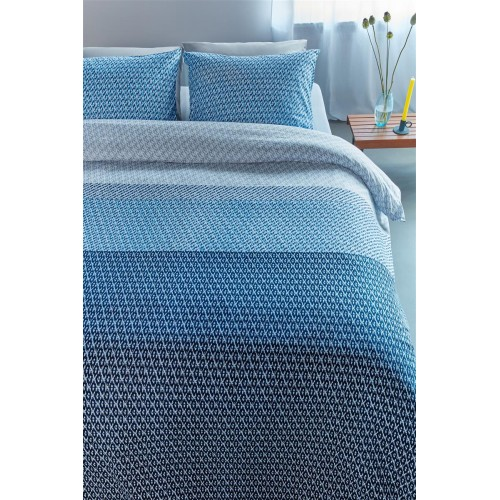 Beddinghouse dekbedovertrek Maudi (blue)