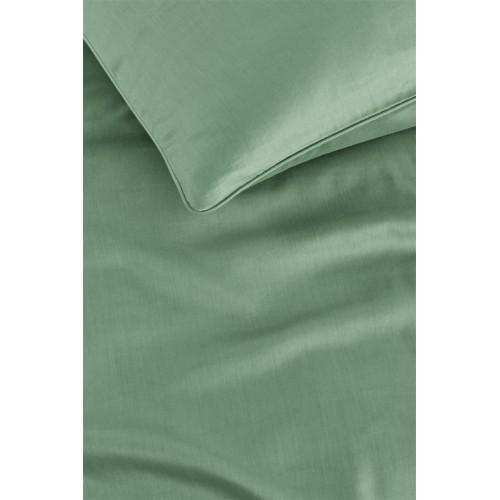 Beddinghouse dekbedovertrek Change (katoen-tencel, green)