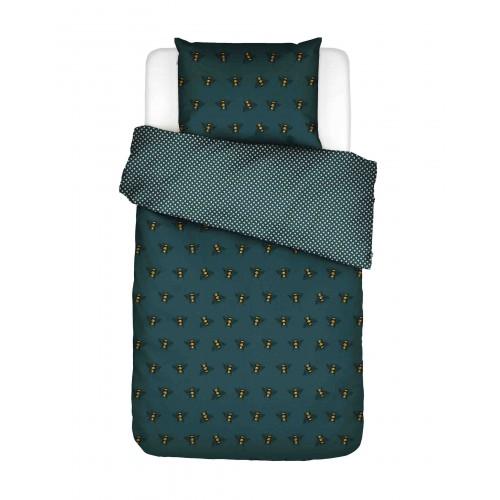 Covers & Co dekbedovertrek Bee you (groen)