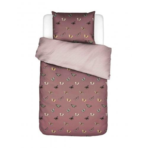 Covers & Co dekbedovertrek Papillon (dusty rose)