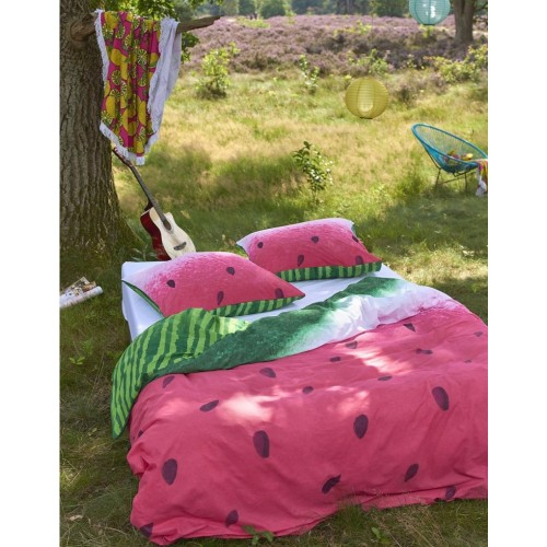 Covers & Co dekbedovertrek Watermelon (roze)