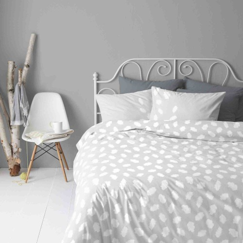 Wit Met Grijs Dekbedovertrek.Cinderella Dekbedovertrek Kopen Shop Online Op Textielhuis Nl